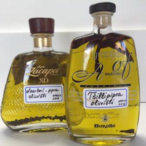 Maitse-oliiviõli vürtsikas