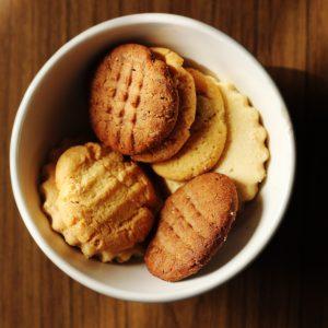 Gluteenivabad  ingveriküpsised viinamarjaseemneõliga, ei pea rullima