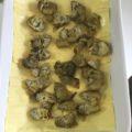Artitšoki lasagne