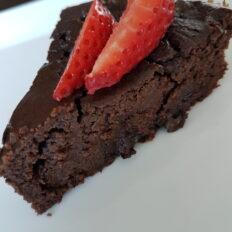 Brownie mustadest ubadest