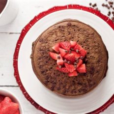 Šokolaadised proteiinipannkoogid